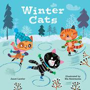WINTER CATS by Janet Lawler