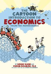 THE CARTOON INTRODUCTION TO ECONOMICS by Yoram Bauman