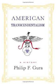 AMERICAN TRANSCENDENTALISM by Philip F. Gura