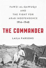 THE COMMANDER by Laila Parsons