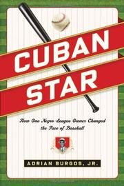 CUBAN STAR by Adrian Burgos Jr.