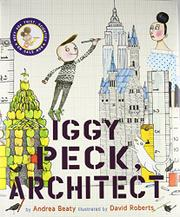 Book Cover for IGGY PECK, ARCHITECT