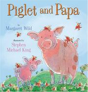Cover art for PIGLET AND PAPA