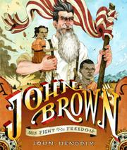 Cover art for JOHN BROWN