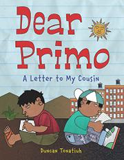 Cover art for DEAR PRIMO