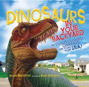 Cover art for DINOSAURS IN YOUR BACKYARD