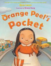 ORANGE PEEL'S POCKET by Rose Lewis