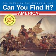 CAN YOU FIND IT? AMERICA by Linda Falken