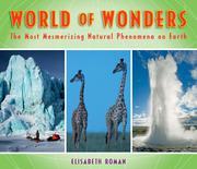 WORLD OF WONDERS by Elisabeth Roman