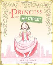 Book Cover for THE PRINCESS OF 8TH STREET