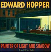EDWARD HOPPER by Susan Goldman Rubin