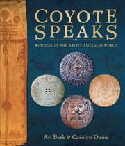 Cover art for COYOTE SPEAKS