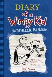 Cover art for RODRICK RULES