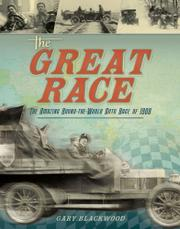 THE GREAT RACE by Gary Blackwood