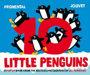 Book Cover for 10 LITTLE PENGUINS
