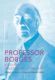 Book Cover for PROFESSOR BORGES