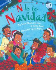 N IS FOR NAVIDAD by Susan Middleton Elya
