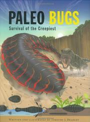 PALEO BUGS by Timothy J. Bradley