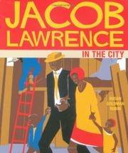 Cover art for JACOB LAWRENCE IN THE CITY