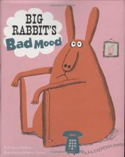 BIG RABBIT'S BAD MOOD by Ramona Badescu