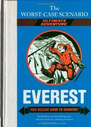 EVEREST by Bill Doyle