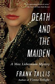 Book Cover for DEATH AND THE MAIDEN