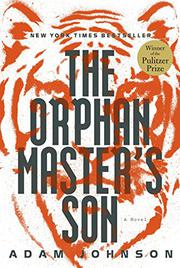Cover art for THE ORPHAN MASTER'S SON