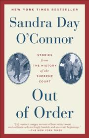 Book Cover for OUT OF ORDER