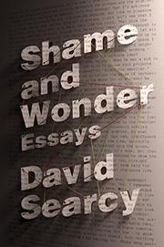 SHAME AND WONDER by David Searcy
