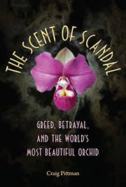 Book Cover for THE SCENT OF SCANDAL
