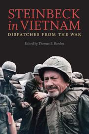 Cover art for STEINBECK IN VIETNAM