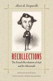 RECOLLECTIONS by Olivier Zunz