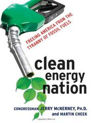 Book Cover for CLEAN ENERGY NATION