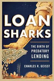 LOAN SHARKS by Charles R. Geisst