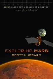 EXPLORING MARS by Scott Hubbard