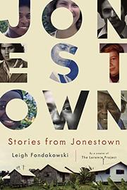 Book Cover for STORIES FROM JONESTOWN