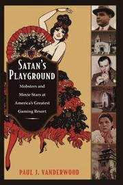 SATAN'S PLAYGROUND by Paul J. Vanderwood