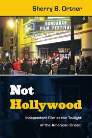 Book Cover for NOT HOLLYWOOD