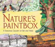 Cover art for NATURE'S PAINTBOX