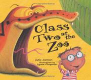 Cover art for CLASS TWO AT THE ZOO