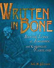 Book Cover for WRITTEN IN BONE