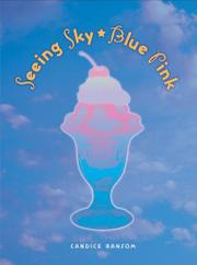 Cover art for SEEING SKY-BLUE PINK