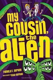 Cover art for MY COUSIN, THE ALIEN