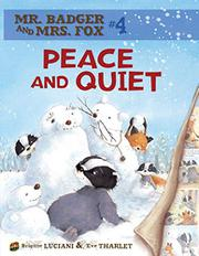 Book Cover for PEACE AND QUIET