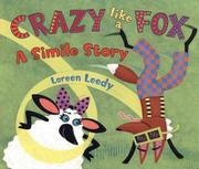 Book Cover for CRAZY LIKE A FOX