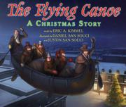 THE FLYING CANOE by Eric A. Kimmel