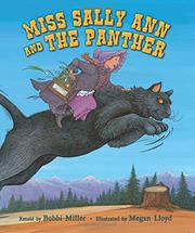 Cover art for MISS SALLY ANN AND THE PANTHER