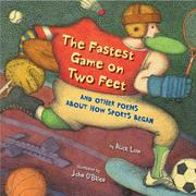THE FASTEST GAME ON TWO FEET by Alice Low