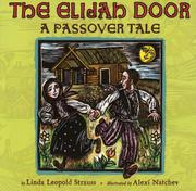 Book Cover for THE ELIJAH DOOR