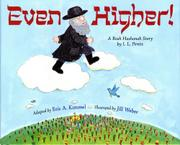 Cover art for EVEN HIGHER!